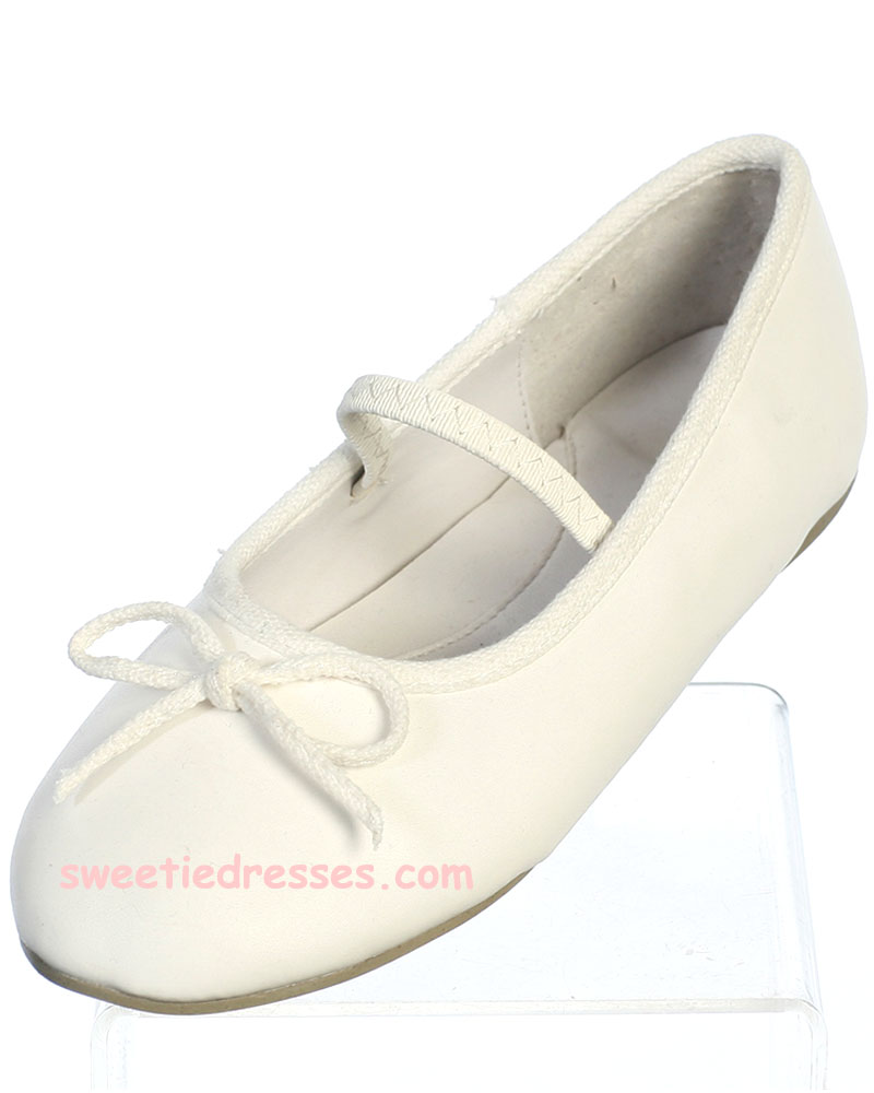 Simple Flower Girl Shoes Flower Girl Accessories