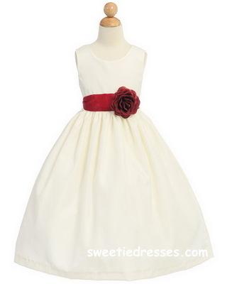 44fada7e2f3 Simple Flower Girl Dress - Flower Girl Dresses