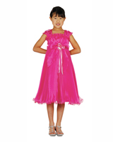 5bbc9dce8c5 Flower Girl Dresses by Color - Pink   Fuchsia Dresses at Sweety Dresses