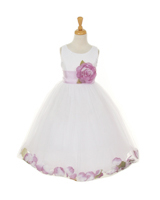 c35432014116 Flower Girl Dresses by Color - Purple   Lavander Dresses at Sweety ...