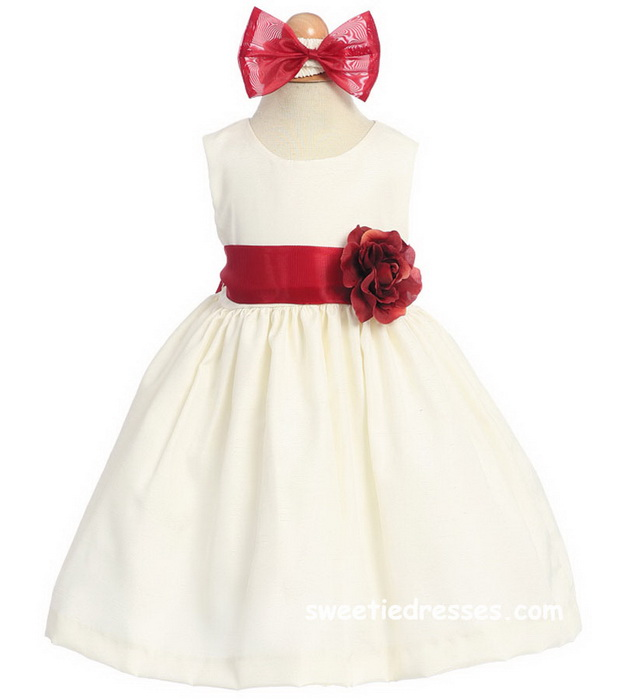 Simple Baby Girl Dress - Infant Dresses